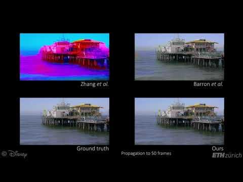 Deep Video Color Propagation