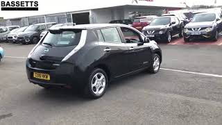 For sale 2016 NISSAN LEAF 80kW Acenta 24kWh 5dr Auto Automatic Electric