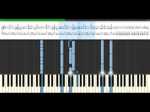 Blink 182 - Stay Together For The Kids Piano Part