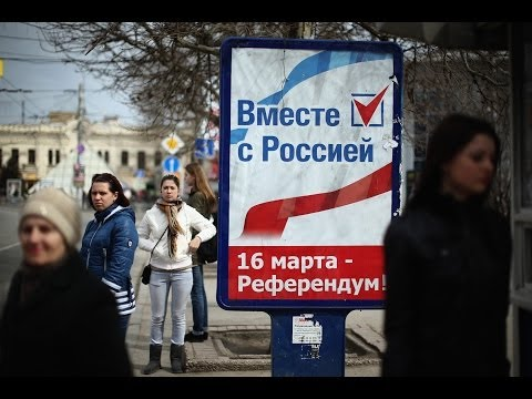 In Crimea, rifts widen as referendum looms