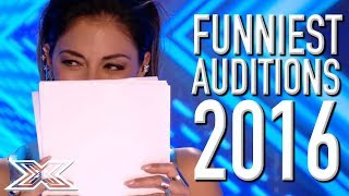 Download FUNNIEST X Factor UK Auditions From 2016! | X Factor Global 3Gp Mp4
