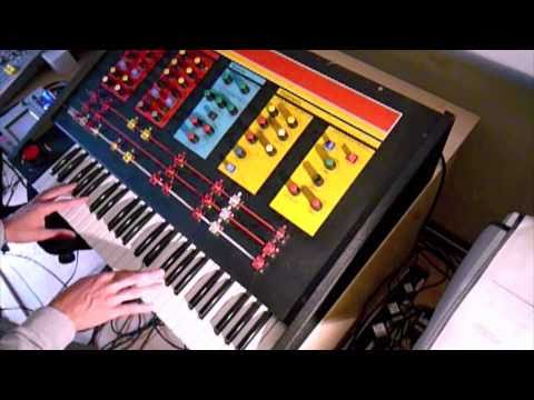 EMS PolySynthi Music Videos