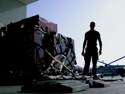 News Strike - Embark Marines get VMFA 32 ready for Operation Commando Sling