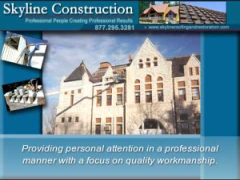 Skyline Construction & Roofing-LIN