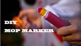 Mop marker (squeezer) - fai da te DIY