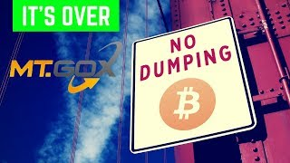 No More Dumping Bitcoin from MT. GOX? - Today's Crypto News