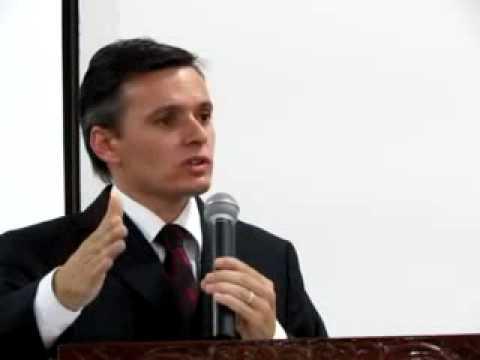 05 08 12 Pregação sobre a Santificação Pastor Ozéias Gois Igreja Batista de Ivinhema