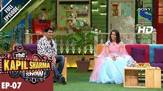 The Kapil Sharma Show - दी कपिल शर्मा शो–Ep-7–Saina Nehwal ka smash –14th May 2016