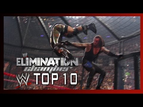 WWE Top 10: Most Destructive Elimination Chamber Moments
