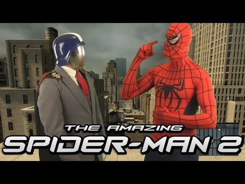 Amazing Spiderman 2 Angry Review