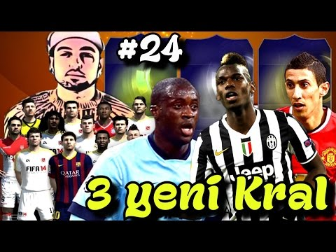 Fifa 15 Ultimate Team   Yenilmek yok   24.bölüm   Türkçe oynan??   Ps4