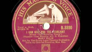 Mary Ellis - I Can Give You The Starlight