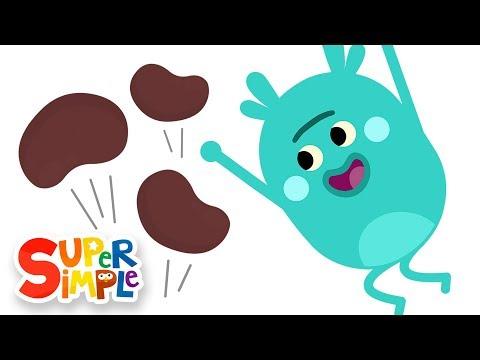 The Bumble Nums Make Bouncing Bean Burritos | Cartoon For Kids
