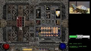 Diablo 2 - 3os Tomb Reaver Drop - Holy Grail (Single Player / Plugy)