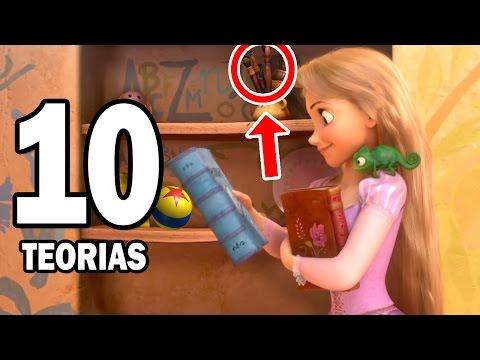 10 Teorías De Disney Que Conectan A Las Películas
