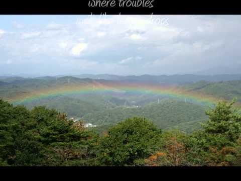 Somewhere Over the Rainbow by Eva Cassidy with lyrics