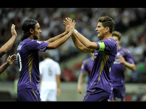 Real Madrid vs Fiorentina [1-2] • All Goals & Highlights • 2014/15 Pre-Season Friendly ||HD||