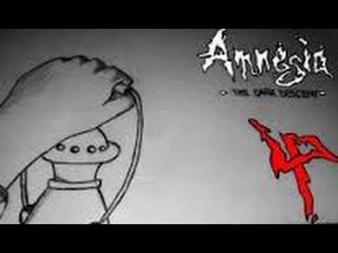 Amnesia the dark descent part 4 (naked guy stop humping stairs!)