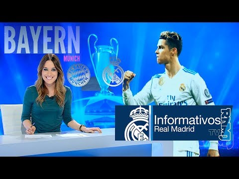 Noticias Real Madrid (23/04/2018) INFORMATIVO BAYERN MUNICH - REAL MADRID thumbnail