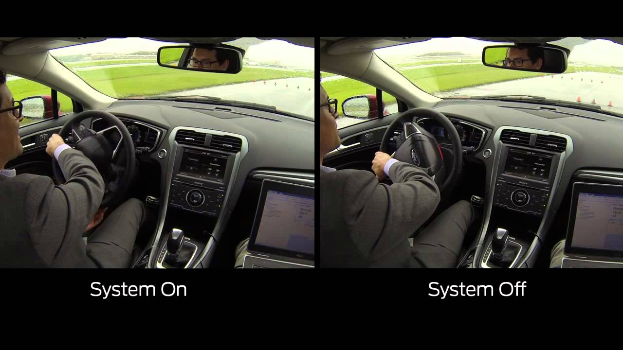 Advanced Steering Technology Adaptive Steering From Ford