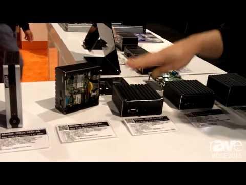 DSE 2016: Jetway Shows Off NUC Fanless Bare Bones PC Media Players