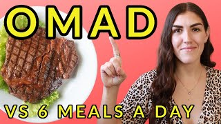 ONE MEAL A DAY Health Benefits! + Why It Might NOT WORK If You Have Insulin Resistance