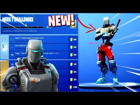 *NEW*Hunting Party Skin Out Now! thumbnail