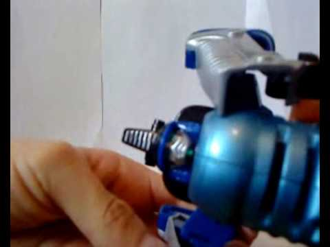 Planet fighter gun transformers Swedish review.