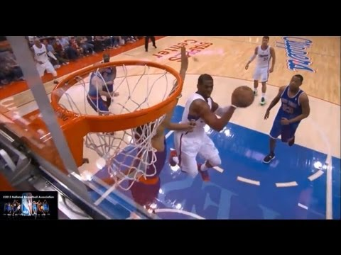 Chris Paul Offense Highlights 2012/2013 Part 3