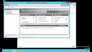 How to install and configure FTP on IIS 8 in Windows Server 2012