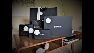 CHANEL Triple Unboxing & Reveal | MeandMrVuitton