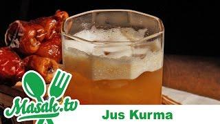 Jus Kurma | Minuman #067
