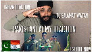 download lagu Tu Salamat Watan  Pakistani Army Song Reaction gratis