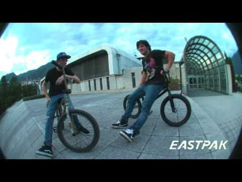BMX STREET VIDEO - Stefan Lantschner x Bruno Hoffman in Italy