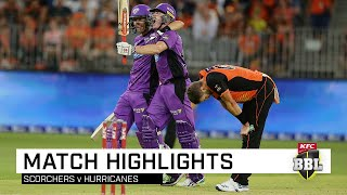 Faulkner the hero in Canes' win | KFC BBL|08