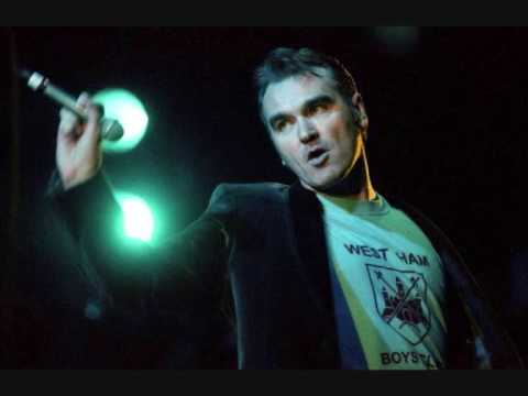 Morrissey - Get Off The Stage
