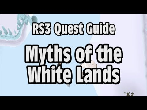 RS3: Myths of the White Lands Quest Guide – RuneScape