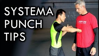 Systema Punch Tips for Power with Menamy Mitanes