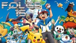 Let's Play Pokémon 3D #15 [Deutsch/HD] - Zwangspause