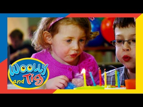 Woolly And Tig - The Party