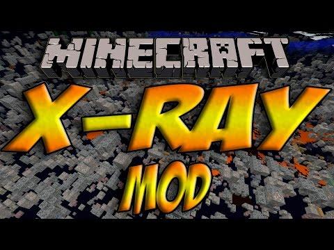 Minecraft 1.8.3 - Como Instalar X RAY MOD - ESPAÑOL [HD] 1080p Spotlight