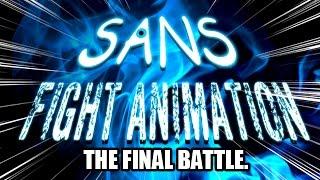 Sans Fight Animation