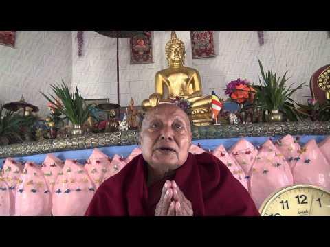 BUDDHA VANDANA (Sangha vandana)--