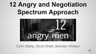 twelve angry men plot 12 angry men (1957), or twelve angry men (1957), is the gripping, penetrating, and engrossing examination of a diverse group of twelve jurors (all male, mostly middle-aged, white, and generally of middle-class status) who are uncomfortably brought together to deliberate after hearing the 'facts' in.