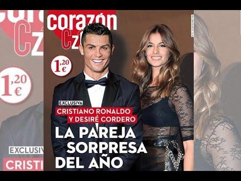 Cristiano Ronaldo y Desiré Cordero, ¿juntos?