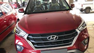 "Review - My new SUV ""Hyundai Creta 2019"""
