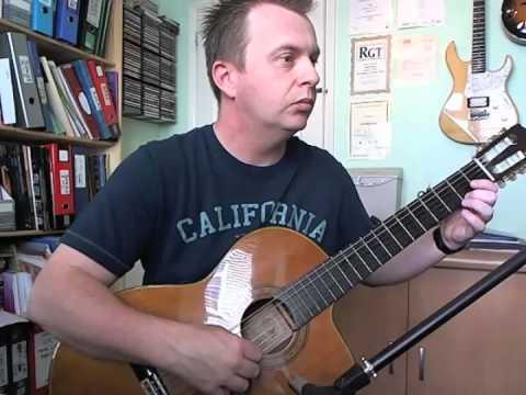 Minuet - Trinity Guitar Grade 2