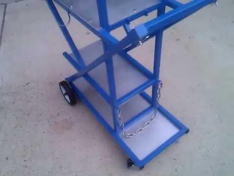 Miller Welding Cart Project 4