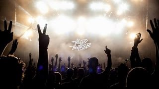 Bloody Beetroots live in Monegros 2013