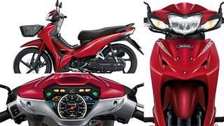 Honda Wave 110i 2019 ra mắt Thái Lan với thiết kế bắt mắt giá 26 triệu